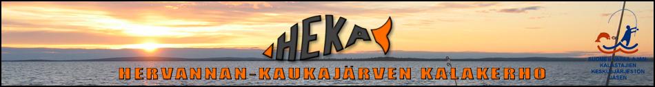 Hervannan-Kaukajärven kalakerho ry